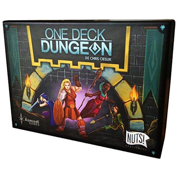 one deck dungeon français