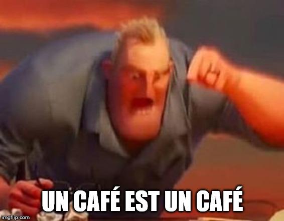 meme les indestructibles 2 cafe