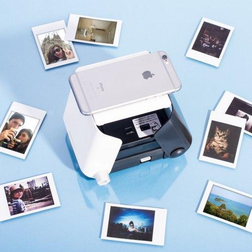 mini imprimante photo portable pour smartphone
