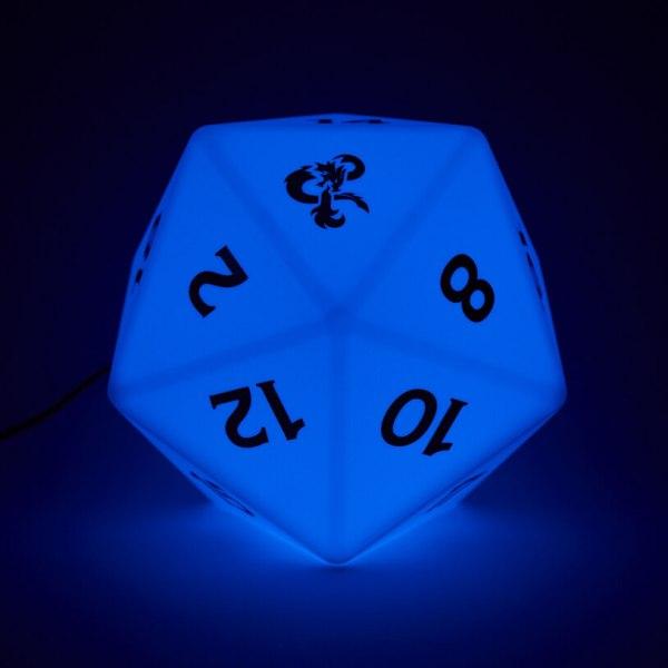 lampe-3d-d&d-jeu-de-roles-d20-bleue