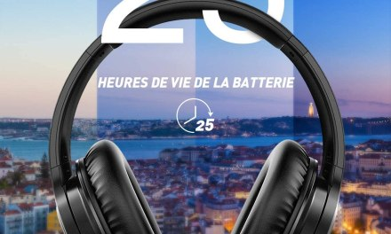 Mpow H7 Casque Bluetooth Sans Fil – LE TEST