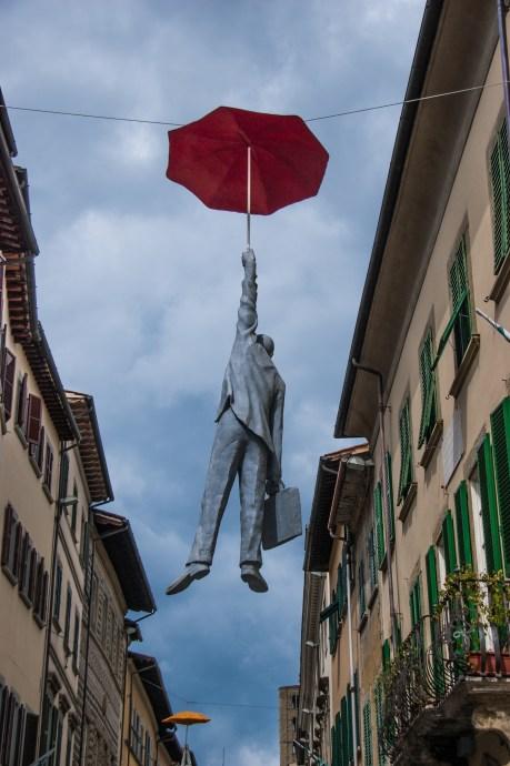 Italian street art, Arezzo