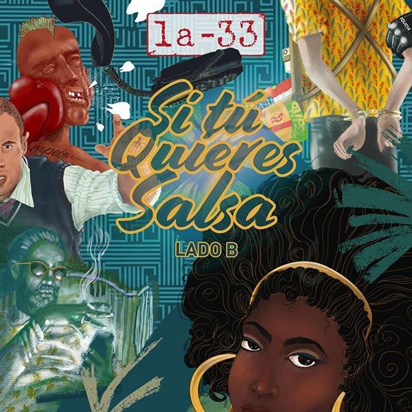 Si Tú Quieres Salsa - Lado B (May, 2020)