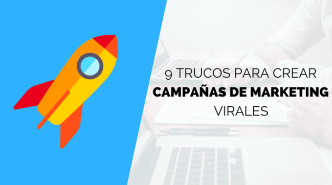como crear campanas de marketing virales