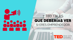 TED Talks para emprendedores