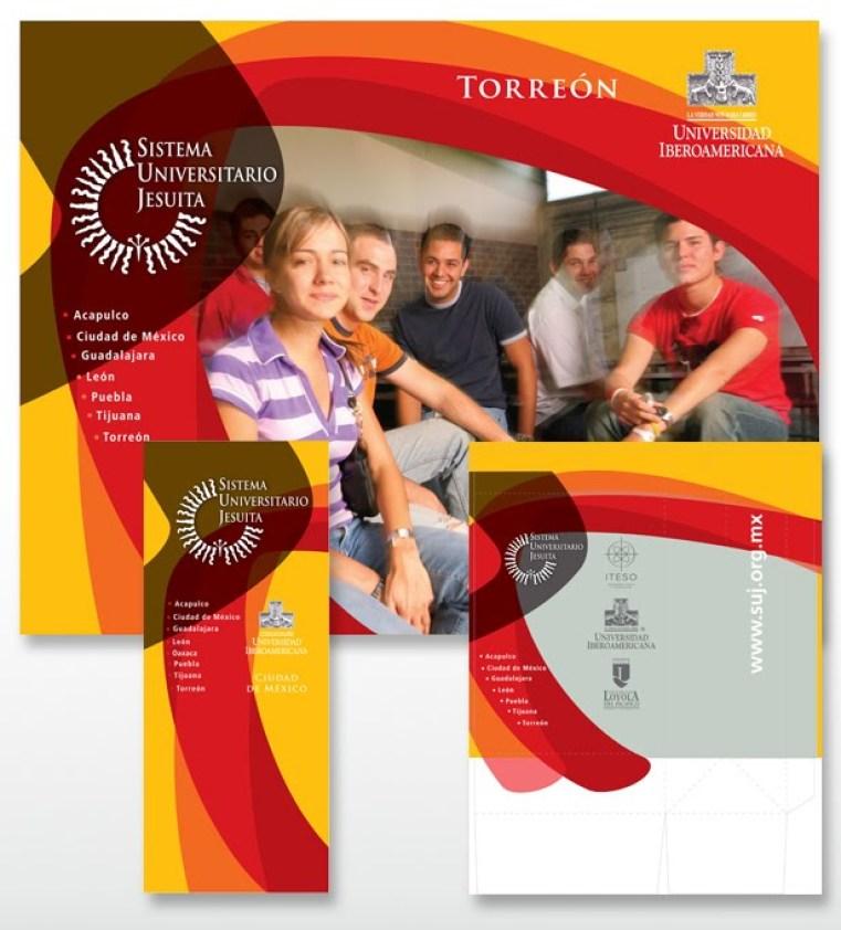 Diseño promoción del Sistema Universitario Jesuita