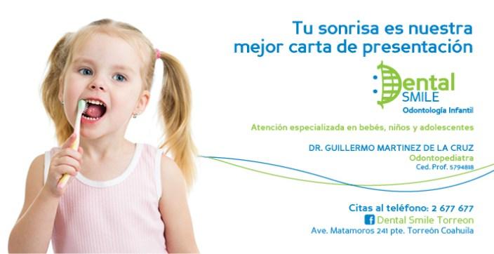 Anuncio para publicidad Dental Smile