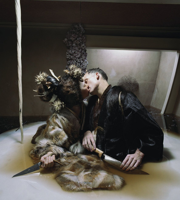 Hypnerotomachia Betullophili  – Mattthew Barney og Björk