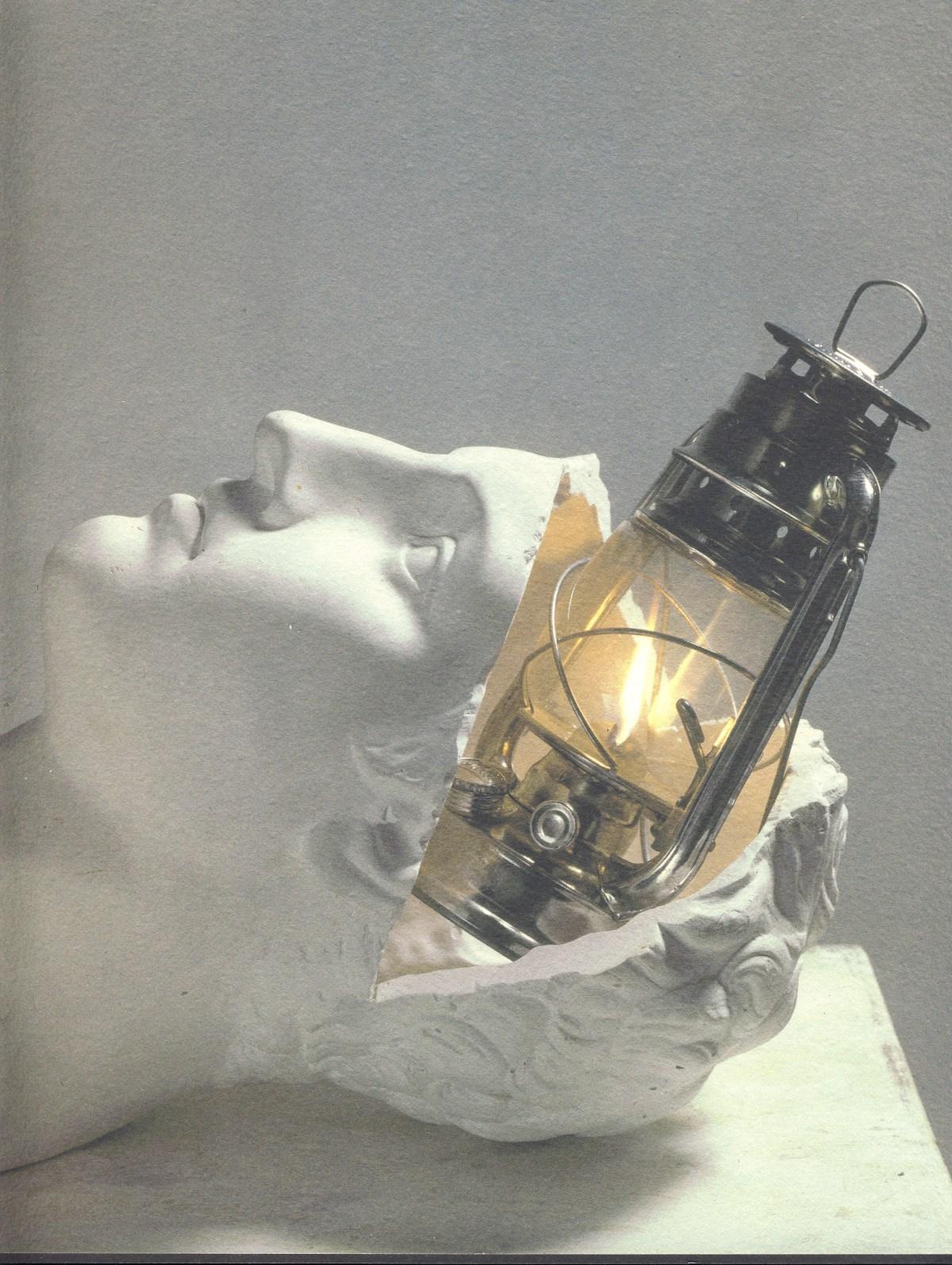 Claudio Parmiggiani – eftir Gianni Vattimo