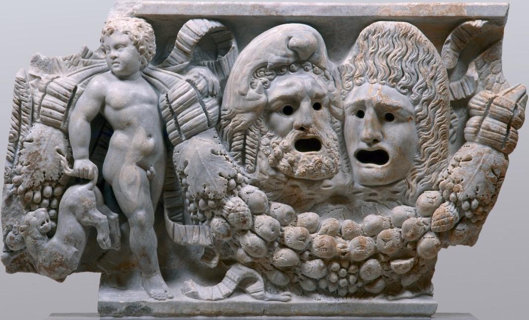 Nietzsche, Apollon og Dionysos