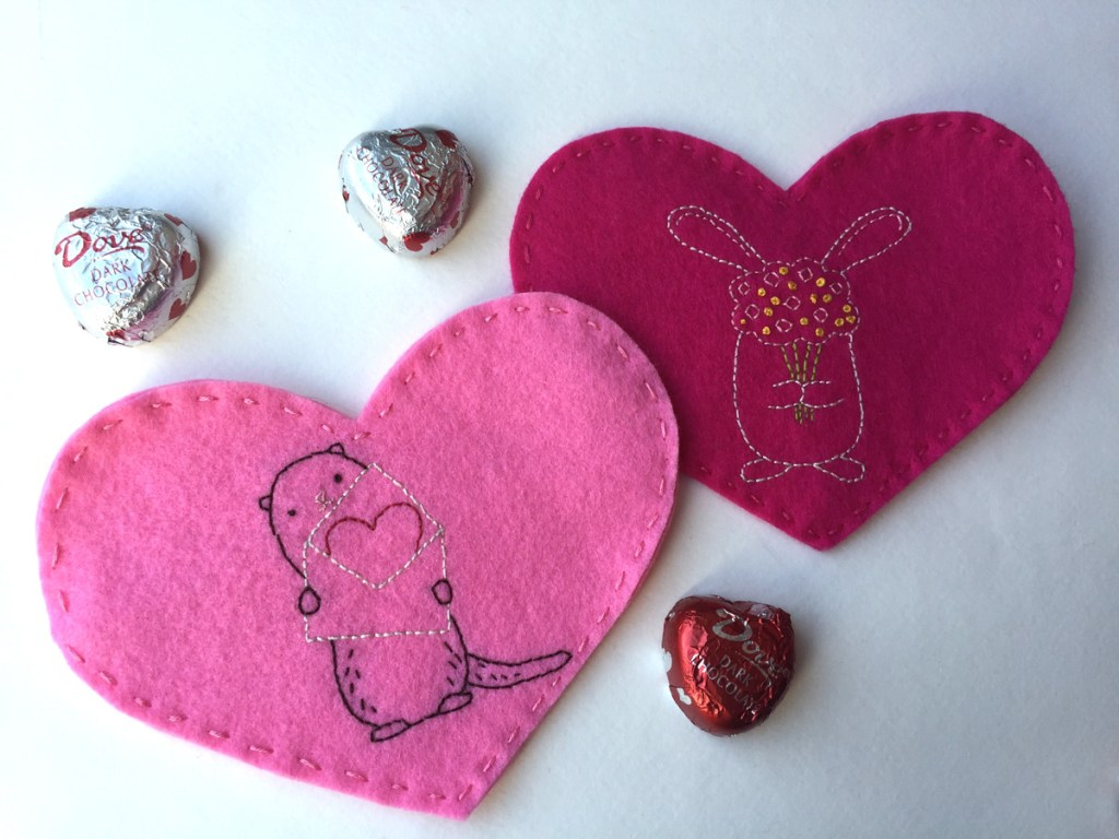 Valentine's Day Pattern Roundup from Hugs are Fun