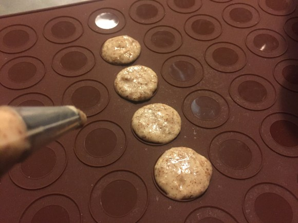 Try Something New Every Month - Macarons with Super Simple Recipe from Hugs are Fun