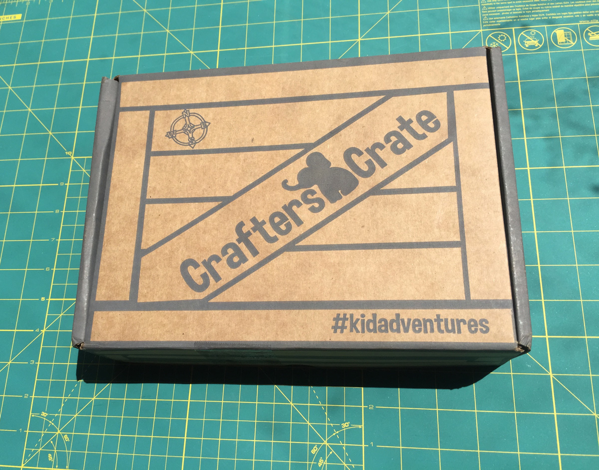 CraftersCrate Review and Giveaway from Hugs are Fun