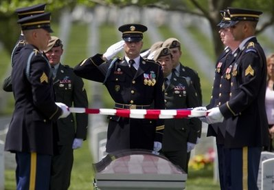 Arlington National Cemetery Funeral Services;