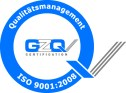 GZO - DIN ISO 9001:2008