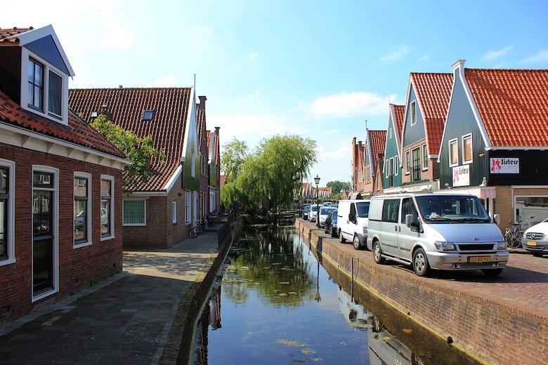 5 mooie en leuke woonplaatsen in Noord-Holland.