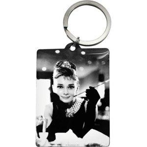 Audrey Hepburn Sleutelhanger