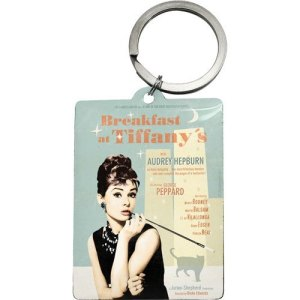 Breakfast at Tiffany's Sleutelhanger