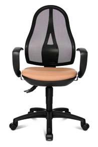 Bureaustoel Open Point SY - in 10 kleuren