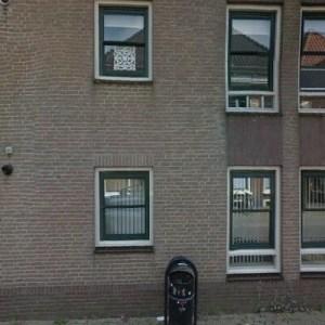 Woning aan de Fraterhuishof te Harderwijk