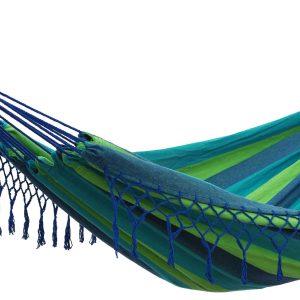 'Grenada' Pine Eénpersoons Hangmat - Groen - 123 Hammock