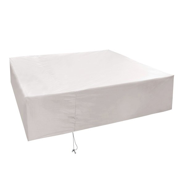 250/240/220CM Outdoors Spa Hot Tub Cover Waterproof Furniture Garden Protector - 1