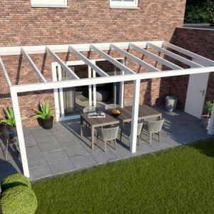 Greenline veranda 600x330 cm - Glasdak