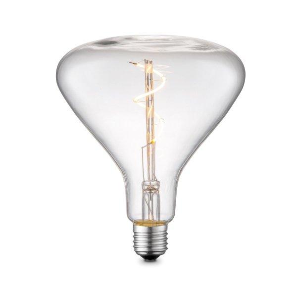 Home sweet home LED lamp Flex E27 3W dimbaar - helder