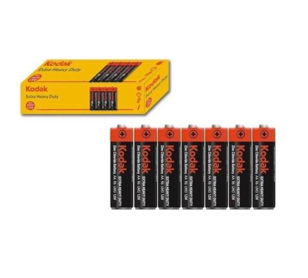 Kodak batterijen 60 stuks - AA of AAA - 60x AAA