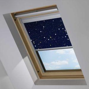 Dakraamgordijn voor VELUX ® VIU PK31, Night Sky