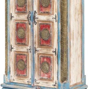 Vintage kast 120x70 cm - Unieke Uitstraling - Duurzaam Geproduceerd