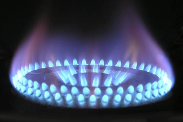 minder gas verbruiken