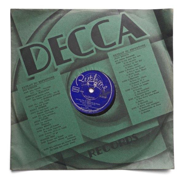 Decca!