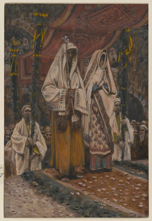 Verloving van Jozef en Maria