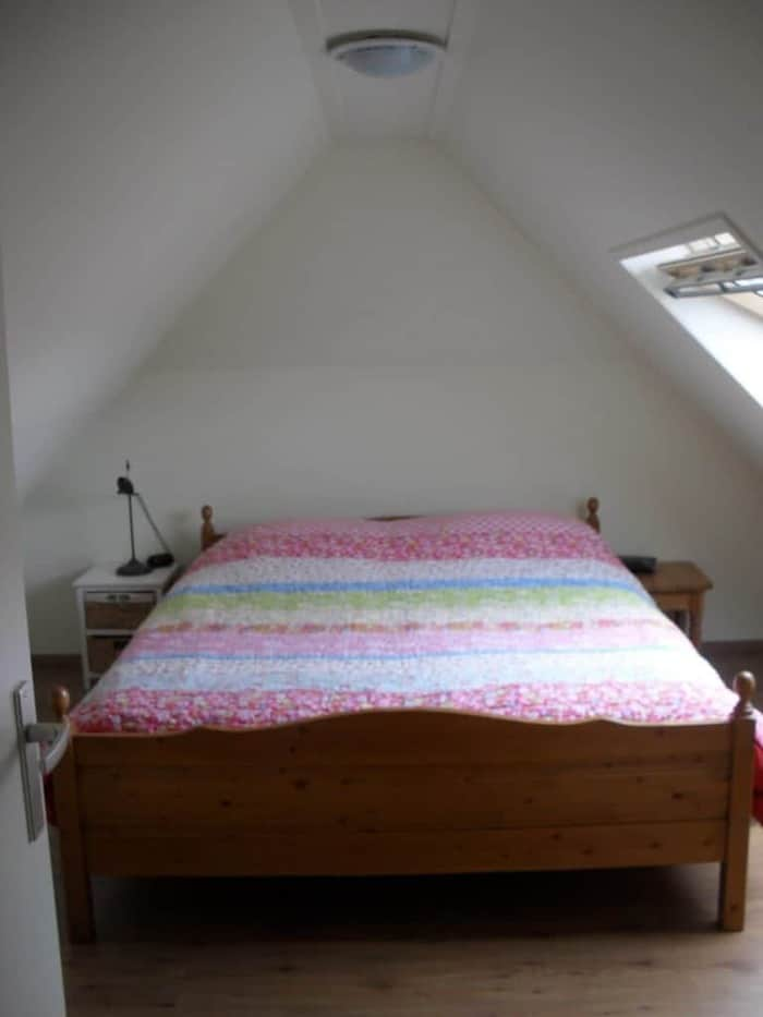 Zolderkamer verwarmen zonder cv huisvlijt