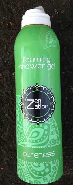 zen nation shower gel