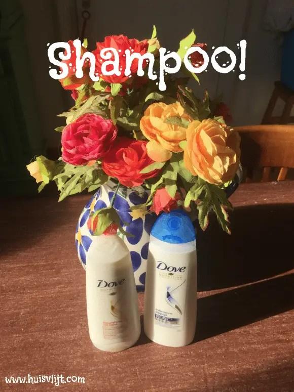 shampoo voor vochtarm haar