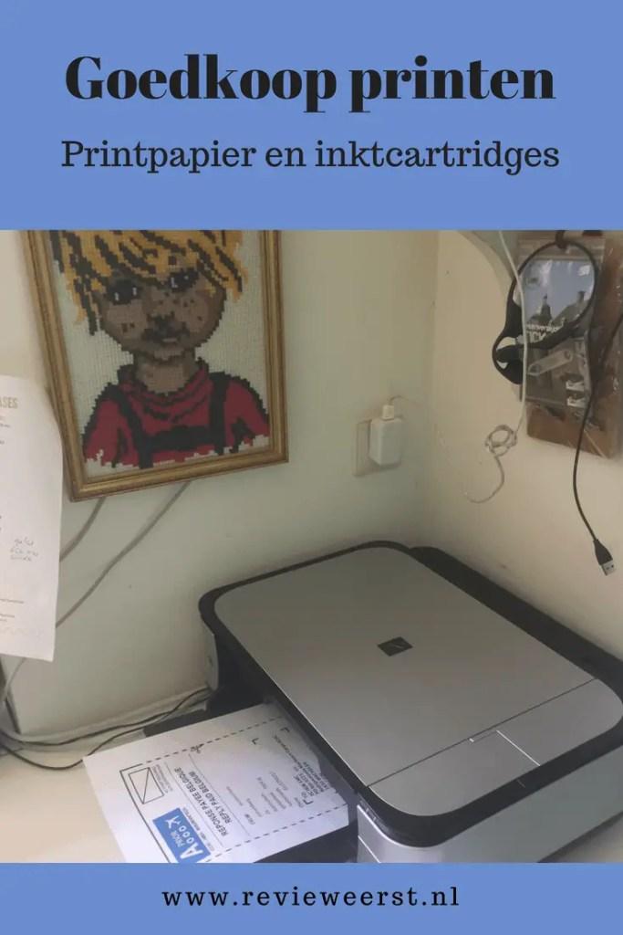 goedkoop printen