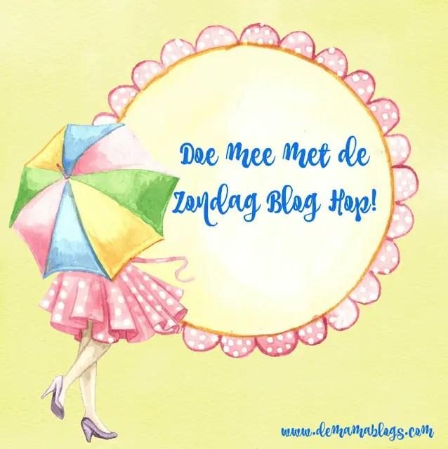 Zondag Blog Hop week 36: spam je blog en ontdek nieuwe blogs