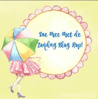 Spam je blog + ontdek nieuwe blogs: Zondag Blog Hop week 48