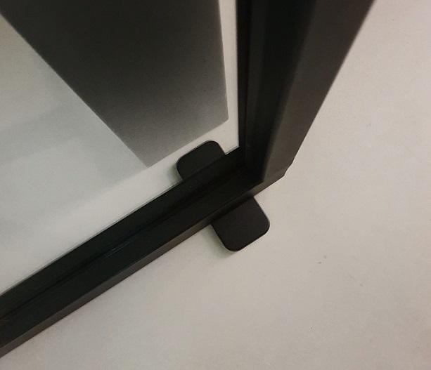 stalen deur taatsdeur