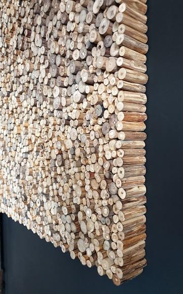 wandpaneel hout troedo