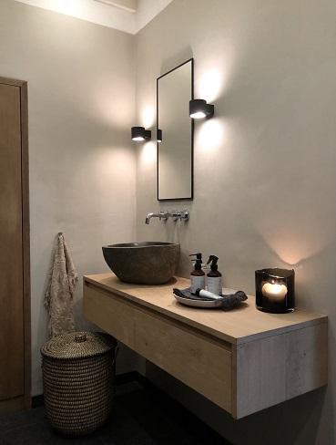 badkamer betoncire