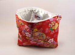 Pochette japonaise Huka