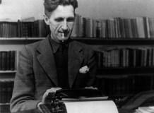 George Orwell-Çalışma Odasına