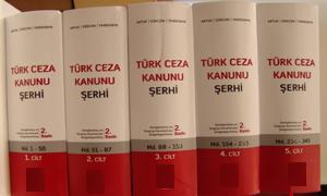 Türk Ceza Kanunu Şerhi