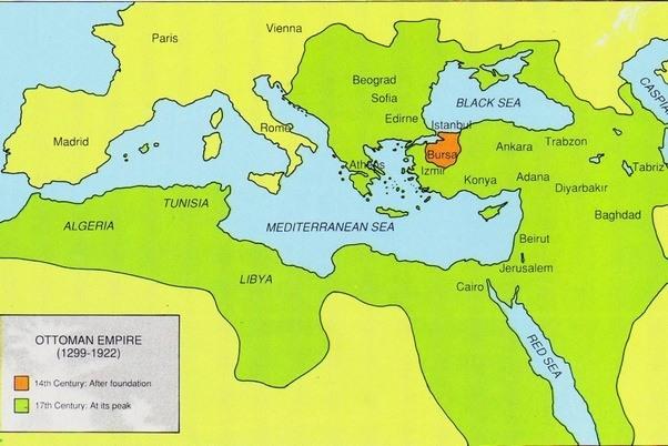 Osmanlı Devleti Dönemi Uluslararası Antlaşmaları