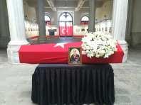 Cenaze Töreninden