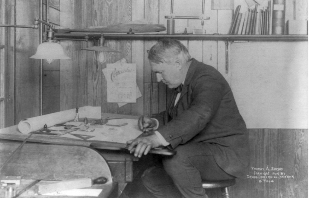 Thomas Alva Edison_Biografi Pengusaha Sukses