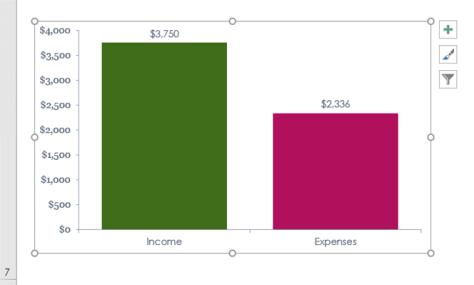 Laporan Pemasukan dan Pengeluaran Excel